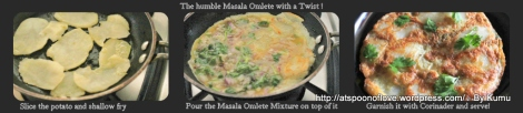 Spiced Omlette with a Twist - Paleo