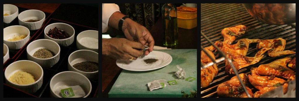 Tetley Tea and Taj Vivanta Event – Cooking with Green Tea | A Tea ...